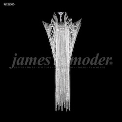 James R Moder Medallion Collection Entry Chandelier