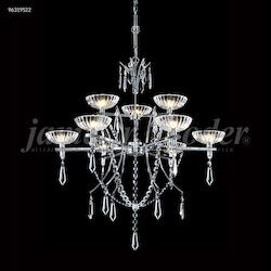 James R Moder Medallion Fashion Chandelier