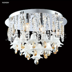 James R Moder Murano Collection Flush Mount
