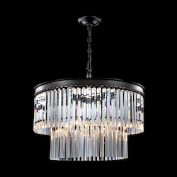 James R Moder Europa Collection Chandelier