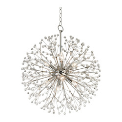 Hudson Valley 8 Light Chandelier