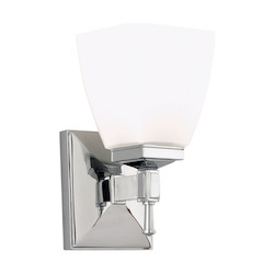 Hudson Valley 1 Light Bath Bracket