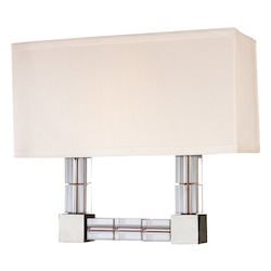 Hudson Valley 2 Light Wall Sconce
