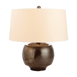 Hudson Valley 1 Light Medium Table Lamp Wi