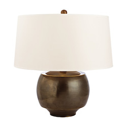 Hudson Valley 1 Light Medium Table Lamp