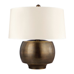 Hudson Valley 1 Light Large Table Lamp