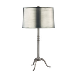 Hudson Valley 1 Light Table Lamp With Meta