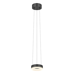 Sonneman 6In. Led Ring Pendant