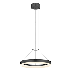 Sonneman 16In. Led Ring Pendant