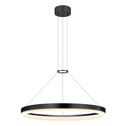 Sonneman 24In. Led Ring Pendant
