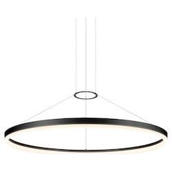 Sonneman 48In. Led Ring Pendant