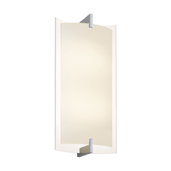 Sonneman Led Tall Sconce