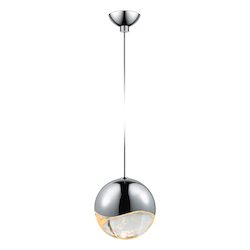 Sonneman Large Led Pendant W/Micro-Dome