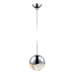 Sonneman Medium Led Pendant W/Micro-Dom