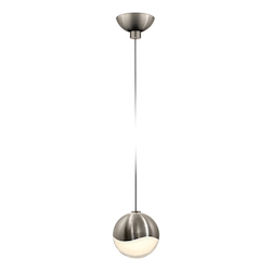 Sonneman Small Led Pendant W/Micro-Dome