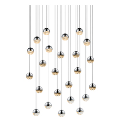 Sonneman 24-Light Round Small Led Penda
