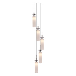 Sonneman 5-Light Round Pendant