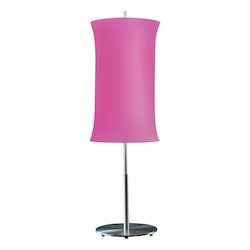 Sonneman Two Light Aluminum Table Lamp