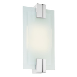 Sonneman Fluorescent Rectangle Sconce