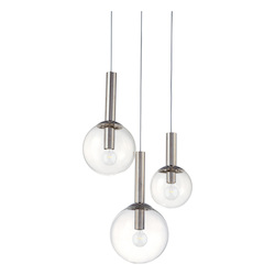 Sonneman 3-Light Pendant