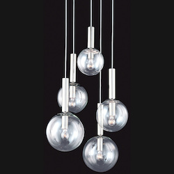 Sonneman 5-Light Pendant