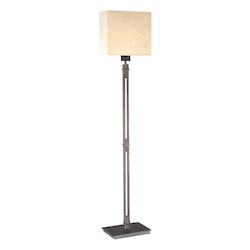 Sonneman One Light Steel Floor Lamp