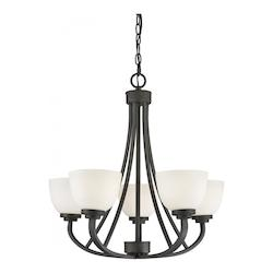 Z-Lite 5 Light Chandelier