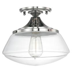 Capital 1 Light Ceiling Fixture