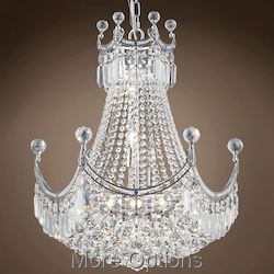 JM Royal Throne Design 9 Light 20