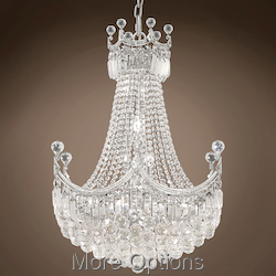 JM Royal Throne Design 18 Light 24
