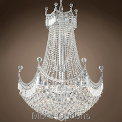 JM Royal Throne Design 24 Light 30
