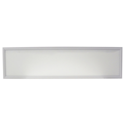 Elitco Lighting Led Panel Light 1X4 36W 4000K Lm3600 Dim 0-10V
