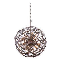 Kalco Ambassador 18 Light Pendant
