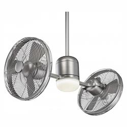 Minka-Aire Elemental Gyro Fan With Led