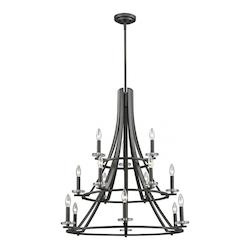 Z-Lite 15 Light Chandelier