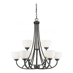 Z-Lite 9 Light Chandelier