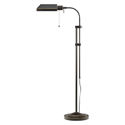 CAL Lighting 100W Pharmacy Floor Lamp