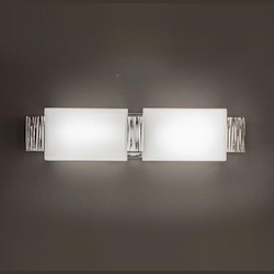 WAC Modern Forms Aegean 2 Light Sconce/Vanity