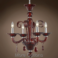 JM Murano Design 4 Light 22