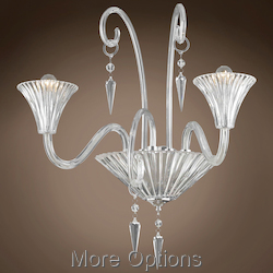 JM Murano Design 2 Light 24