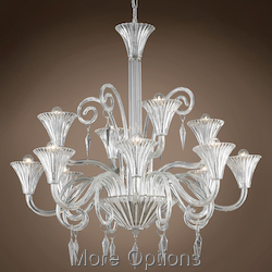 JM Murano Design 12 Light 37