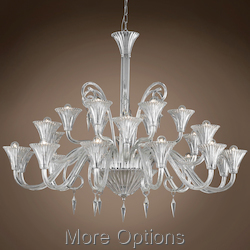 JM Murano Design 24 Light 49