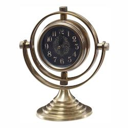 Uttermost Uttermost Almonzo Table Clock