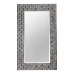 Uttermost Uttermost Beasley Wood Block Mirror