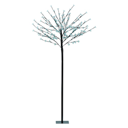 Eglo 5 Ft. 160X0.06W Led Tree W/ 10 Branches And 32' Cord