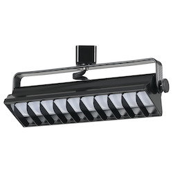 CAL Lighting Ac 20W  4000K  1320 Lumen  Dimmable Integrated Led Wall Wash Track Fixture