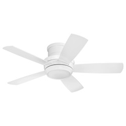 Craftmade 44In. Ceiling Fan With Blades And Light Kit
