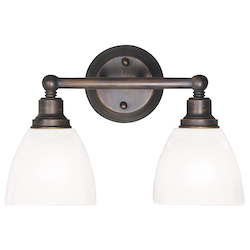Craftmade 2 Light Vanity