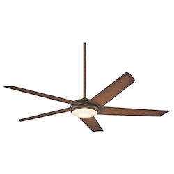 Minka-Aire 60In Raptor With Led Ceiling Fan