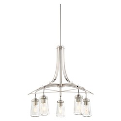 Minka-Lavery Poleis 5 Light Chandelier